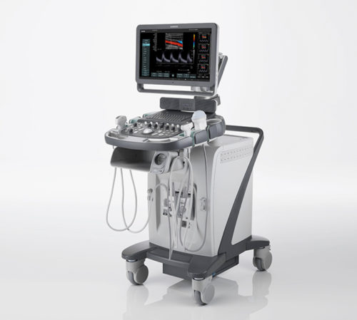 Siemens Acuson X700