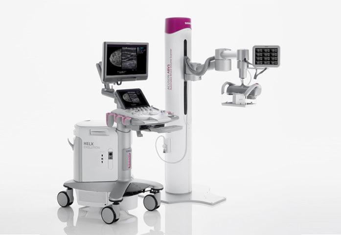 Siemens S2000 ABVS