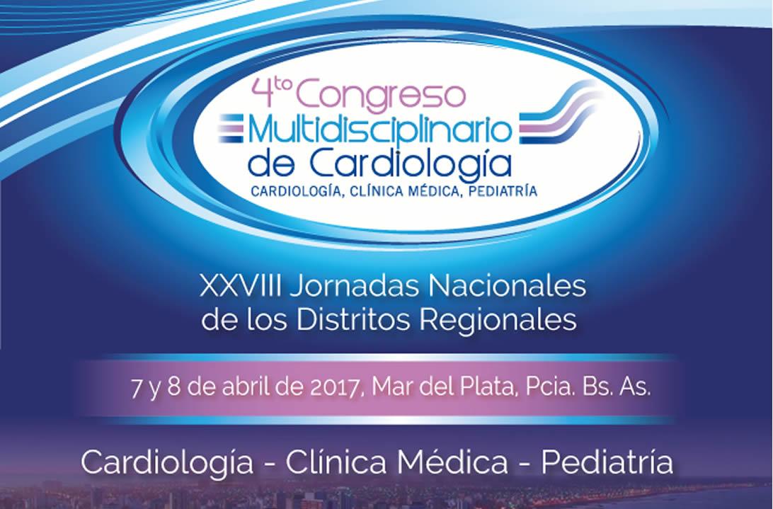 4º Congreso Multidisciplinario de Cardiología de la SAC
