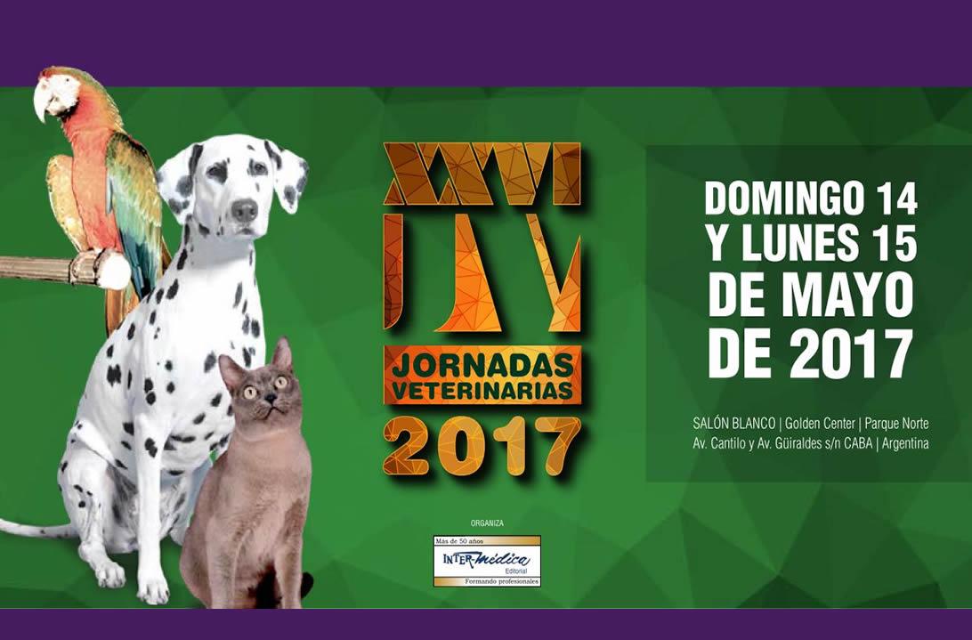 XXVI Jornadas Veterinarias de Inter-Médica
