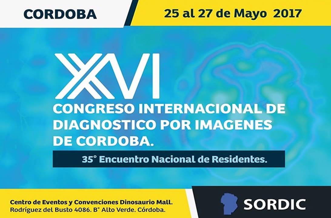XVI Congreso Intl. de Diagnóstico por Imágenes de Córdoba