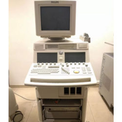 Philips Sonos 7500 Cardio-Vascular + 2 Transd.