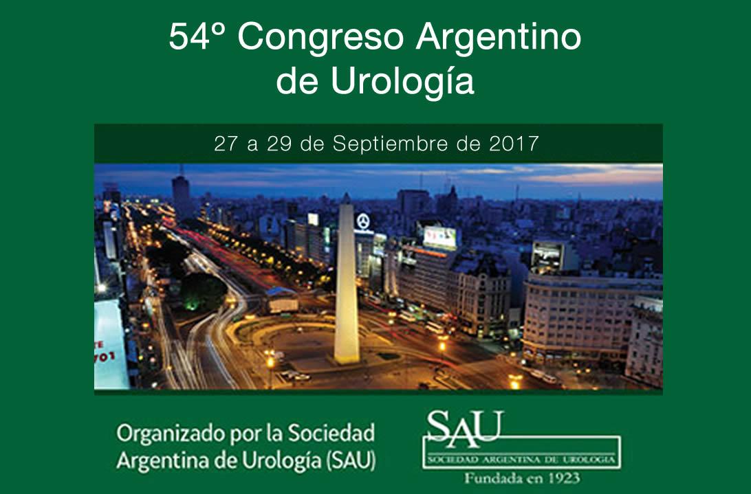 54º Congreso Argentino de Urología