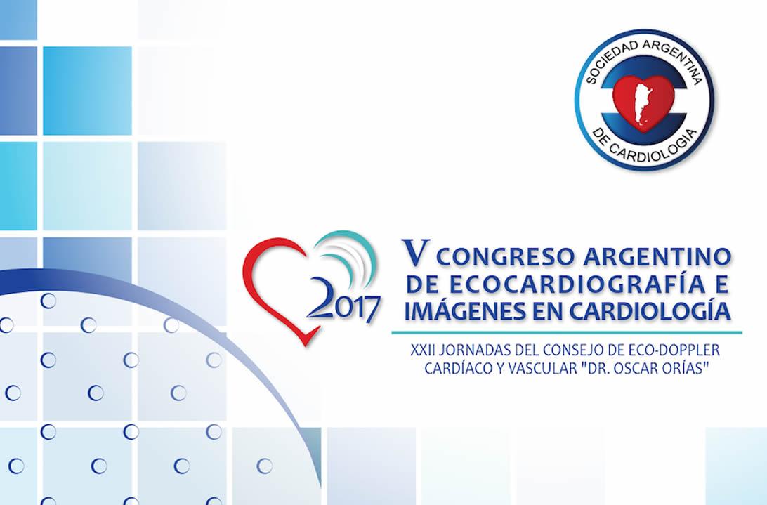 V Cong. Arg. de Ecocardiografía e imág. en Cardiología