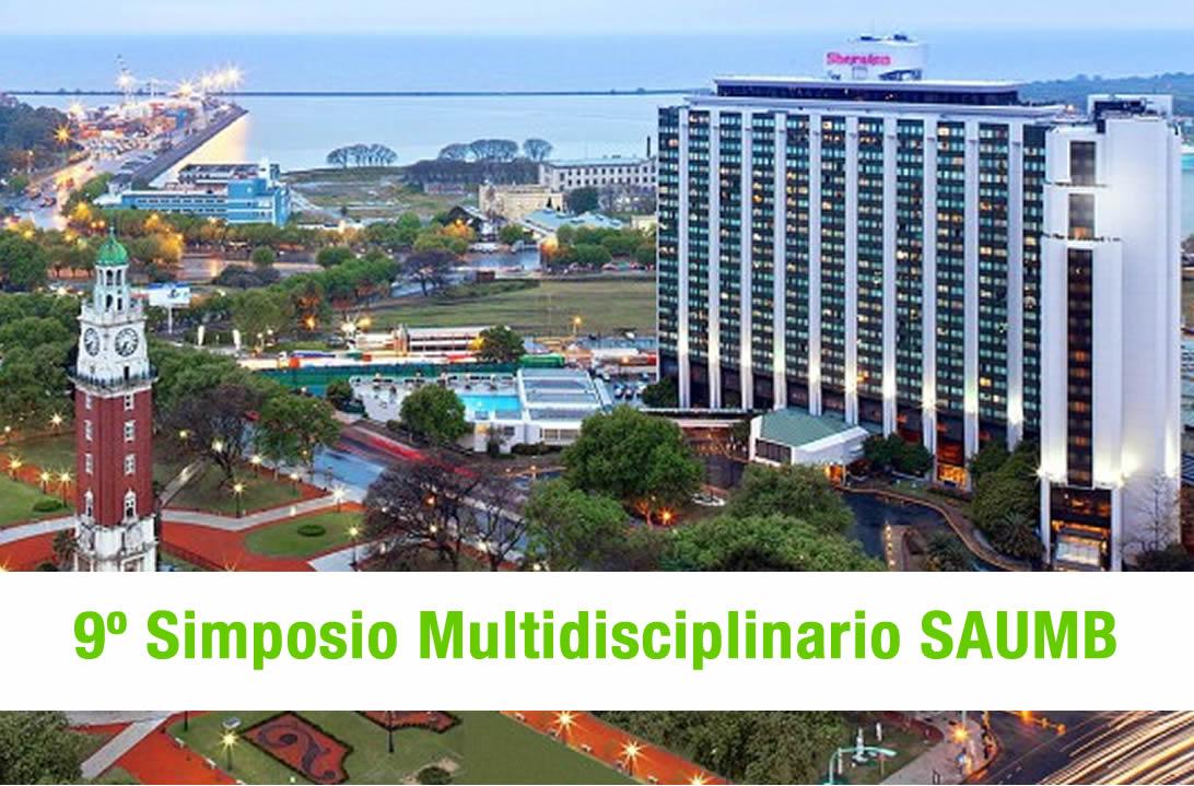 9º Simposio Multidisciplinario SAUMB
