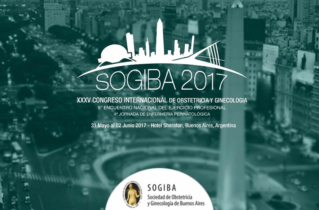 XXXV Cong. Intl de Obstetricia y Ginecología 2017