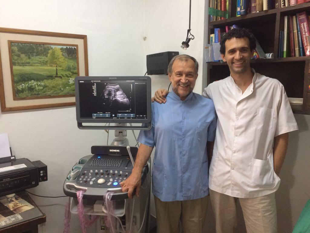 El Dr. Gallero de Puerto Rico