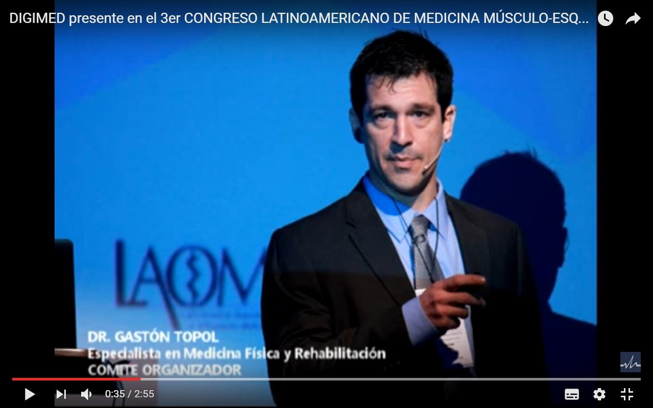 Gastón Topol y José Fabio Lana (Medicina Músculo Esquelética)