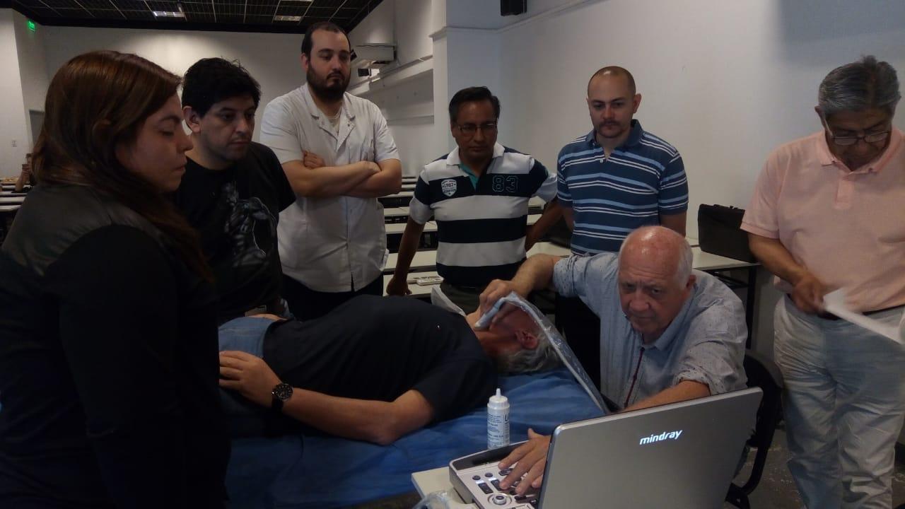 Diplomatura Ecodoppler Vascular Periférico en Córdoba