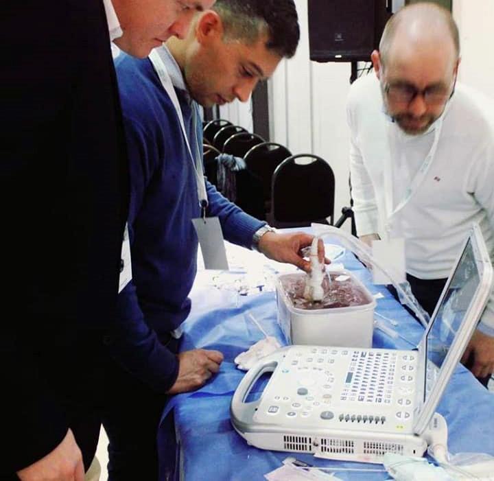 Jornada de Cirugía DrHRe Hospital Cullen en Ciudad de Santa Fe