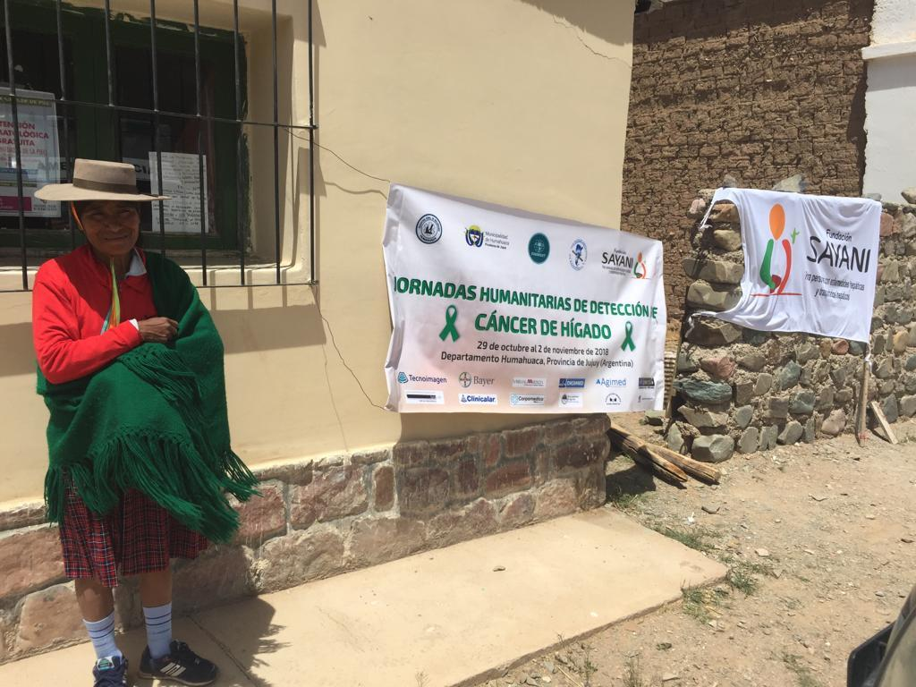 Digimed en significativa acción solidaria en Jujuy