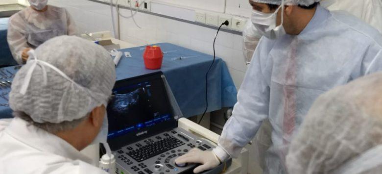3do Curso Cadavérico y Clínico de Medicina Regenerativa Musculoesquelética de Columna Cervical, Lumbar y Sacroilíaca en la Universidad Nacional de Rosario